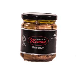 verrine de thon rouge qualité prestige